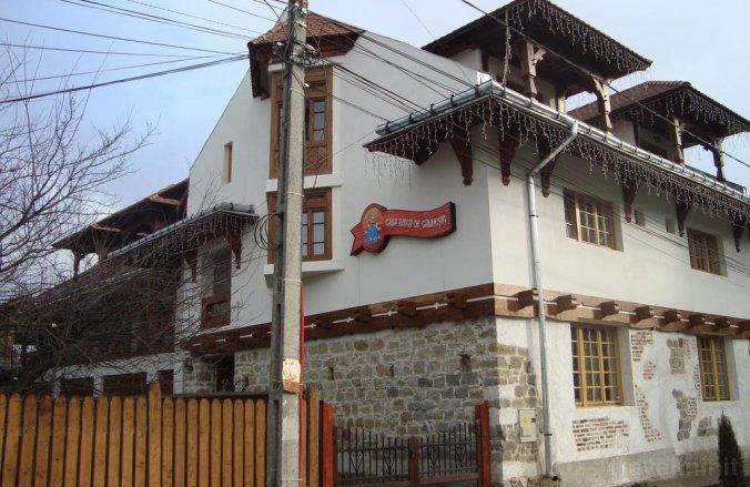 Pensiunea Casa Iurca de Calinesti Sighetu Marmației