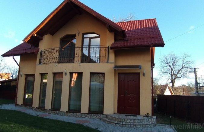 Mocanilor Villa Négyfalu