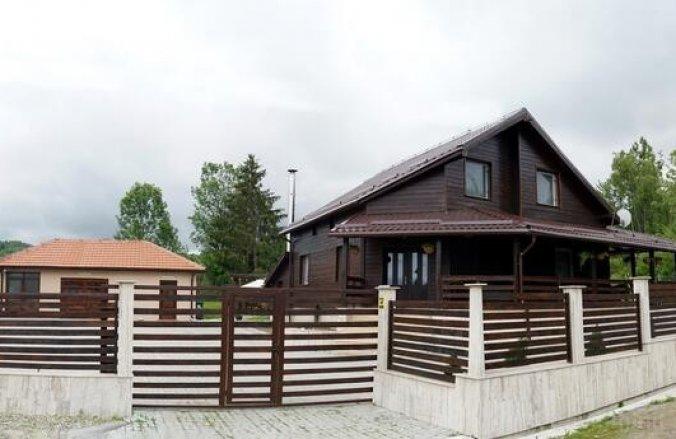 La Peștera Kulcsosház Sălașu de Jos