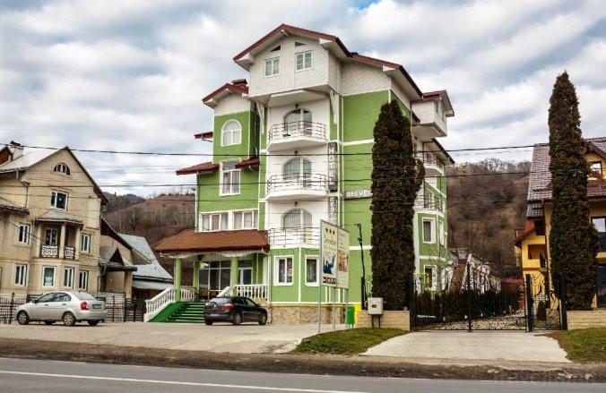 Hotel HR Belvedere Piatra-Neamț