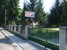Hosztel Várong, Ifjúsági tábor - Erdei iskola