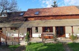 Casă de oaspeți Vlăhița, Casa de oaspeți Szentegyházi