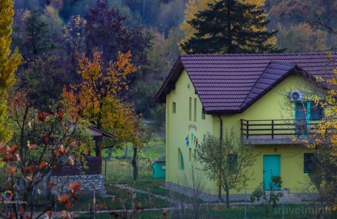 Happy Panzió Schitu Topolniței
