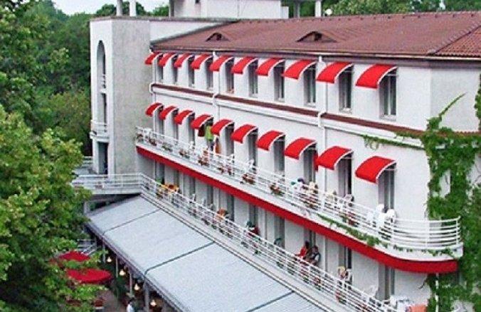 Hotel Astoria Eforie Nord
