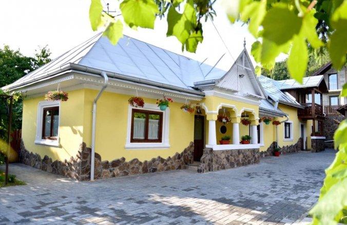 Căsuța de Poveste Vendégház Németvásár
