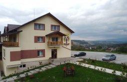 Motel near Densuș Church, Prislop Motel