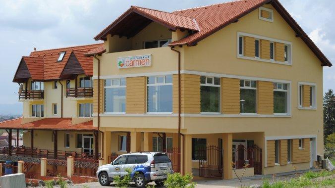 Carmen Guesthouse Sibiu