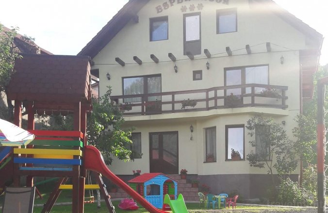 Esperanssa Guesthouse Bran