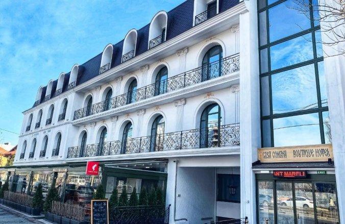 Casa Comana Boutique Hotel Bucharest