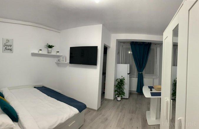 Cozy Studio Apartman Zilah
