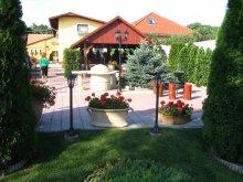 Pensiune Ecseg, Casa de oaspeți Halász