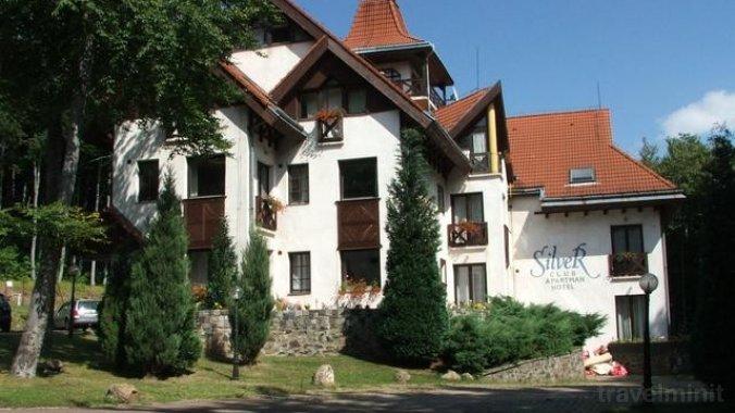 Hotel Silver Club Mátraszentimre
