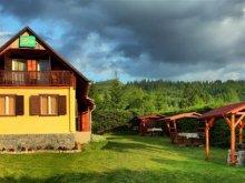 Cabană Transilvania, Pensiunea Éva