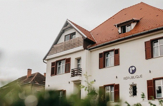 Republique Villa Nagyszeben