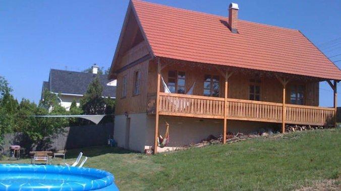 Svábfalu Cottage Berkenye