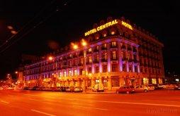 Szállás Tomșani, Central Hotel