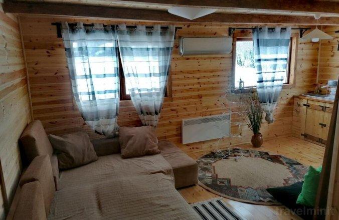 Casa de vacanță Nexus B2 Făgețel (Frumoasa)