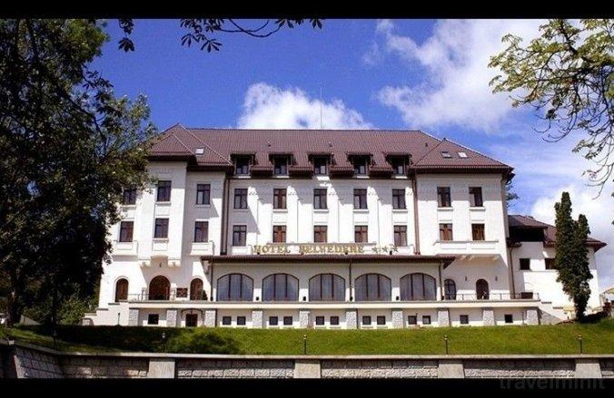 Belvedere Hotel Băile Govora