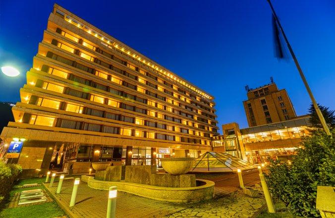 Aro Palace Hotel Brassó