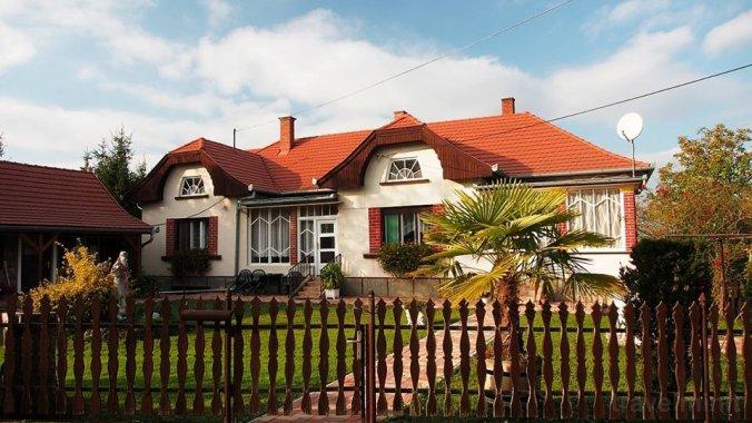 Gorza Guesthouse Nagyrákos