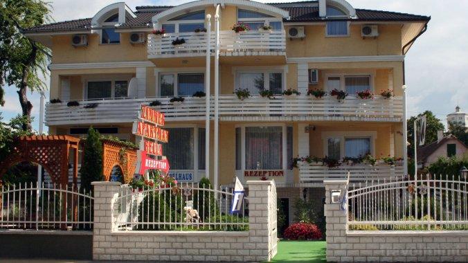 Apartman Bella Panzió Siófok