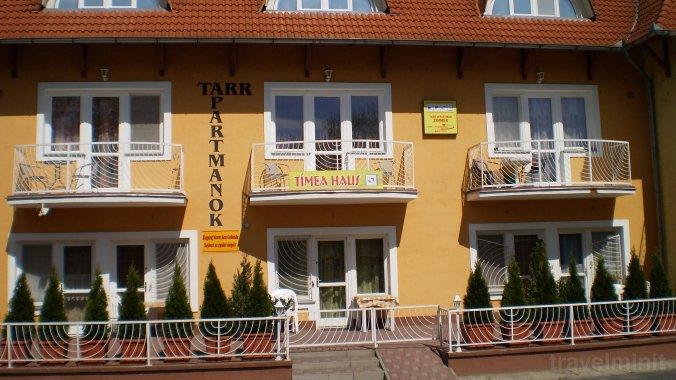 Apartamente Tarr Keszthely