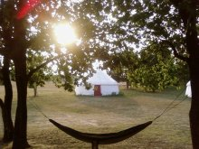 Camping Tiszaug, Yurt Camp