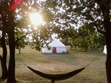 Camping Tiszavárkony, Yurt Camp