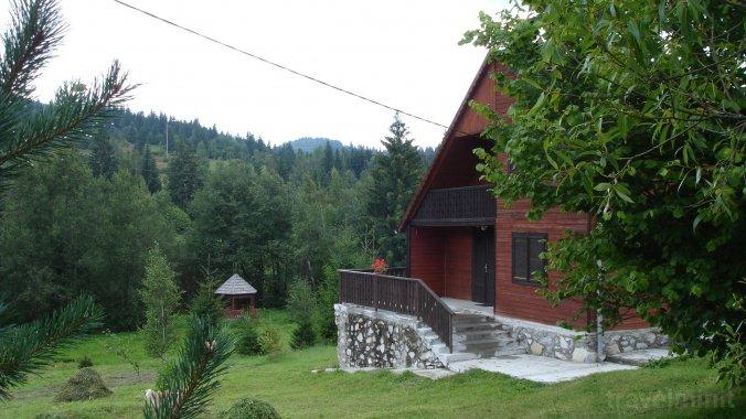 Casa de oaspeți Marosfő Izvoru Mureșului