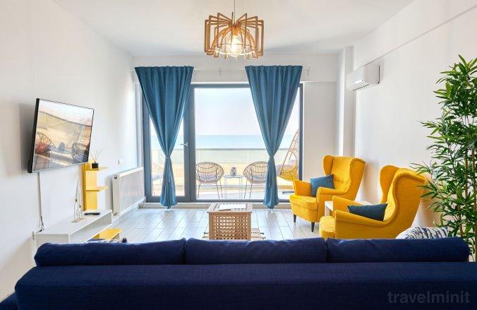 Santorini Apartments Mamaia Nord