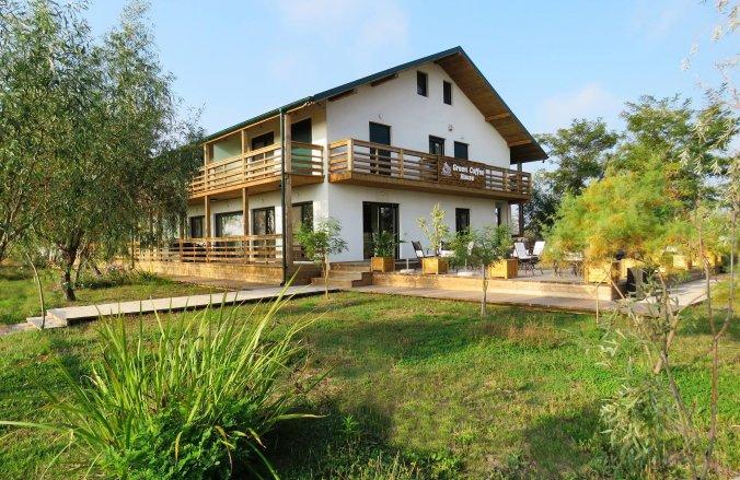 Hotel Green Coffee House Sulina