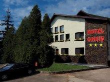 Cazare Bisericani, Motel Cincis