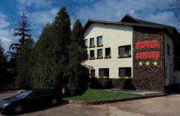 Motel near Wolf Castle, Cincis Motel