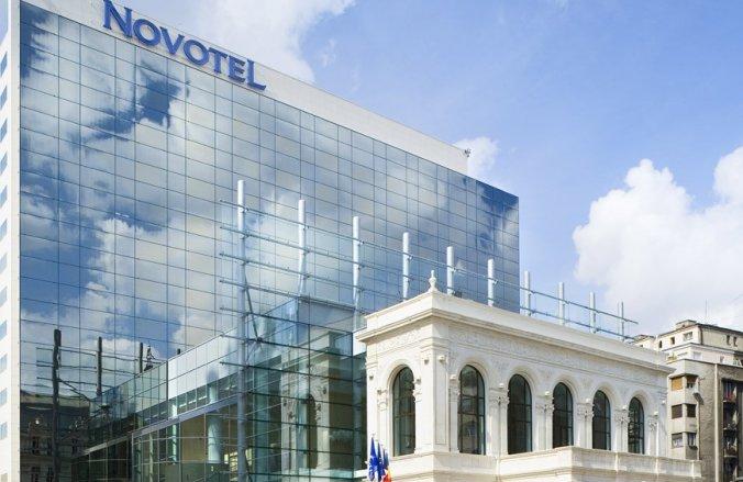 Novotel Bucharest City Centre București