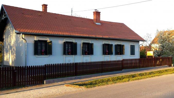 Casa de oaspeți Őrségi Szentgyörgyvölgy