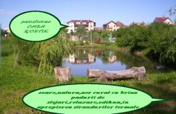 Casă de vacanță Topa de Jos, Pensiunea Casa Rustik