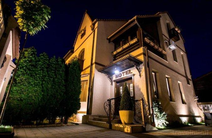 Hotel Noblesse Boutique Sibiu