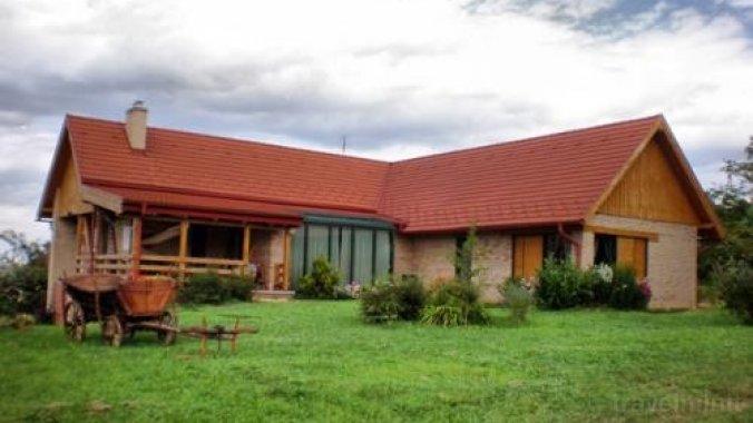 Casa de oaspeți Apkó Őriszentpéter