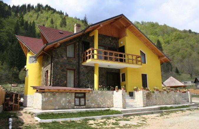 Voineșița Panzió Voineasa