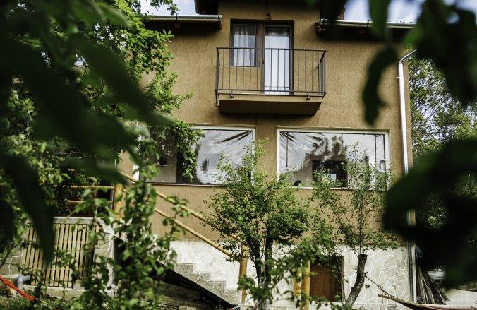 Casa Crișan Nyaraló Rév