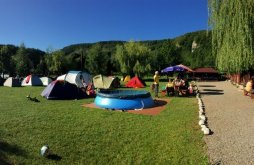Kemping Krasznaterebes (Terebești), Rafting & Via Ferrata Base Camp