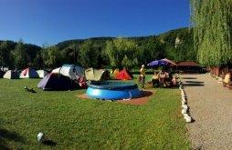 Kemping Sólyomkővár (Șinteu), Rafting & Via Ferrata Base Camp