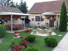 Accommodation Tiszapalkonya, Rózsika Apartment