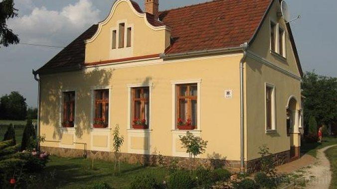 Faluszéli Vendégház -Tóthék Háza Szentkozmadombja
