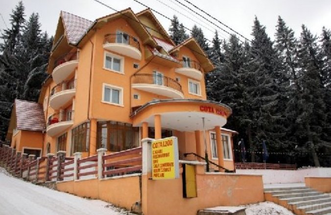 Cota 1200 Hotel Predeál