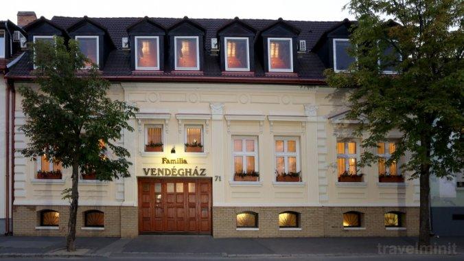 Família Guesthouse Szeged