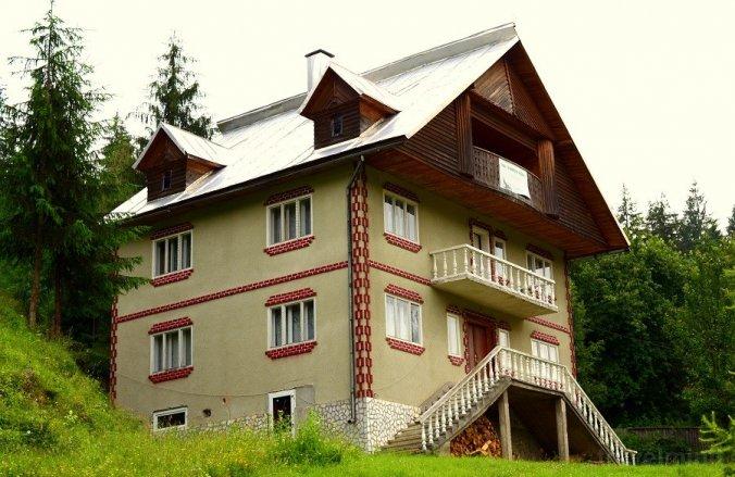 Casa de vacanță Padurea Verde Horea
