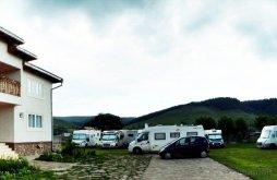 Camping near Agapia Monastery, Cristiana Camping