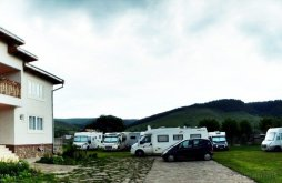 Camping near Dragomirna Monastery, Cristiana Camping