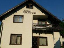 Accommodation Valea Cetățuia, Casa Dintre Văi Guesthouse